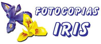 logo Fotocopias IRIS
