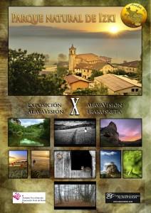 Cartel X Exposición Izki