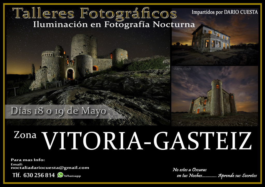 Cartel Noctalia VITORIA-GASTEIZ 2018