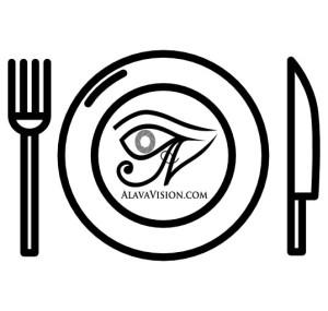 Plato comida AV