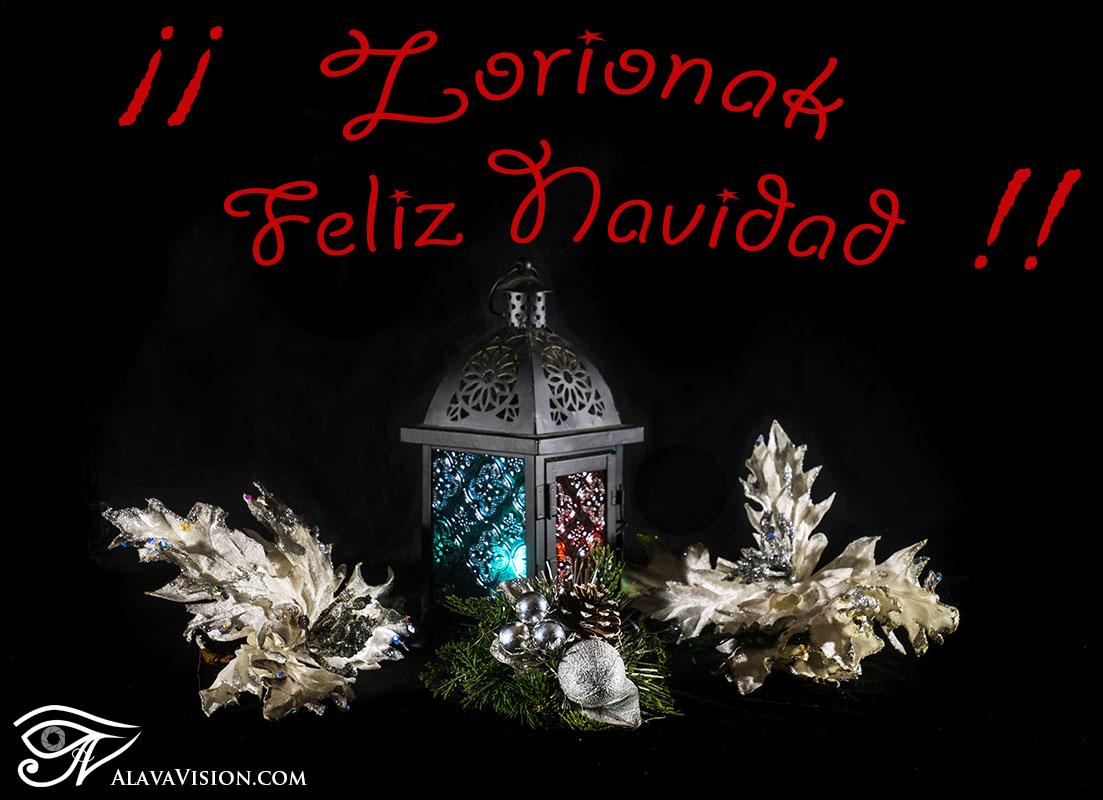 Felicitación navidad 2018